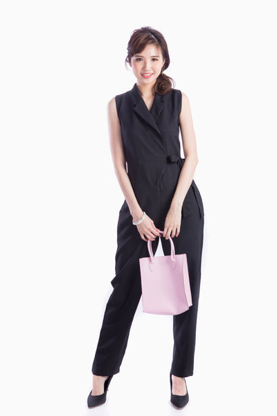 SILVIA JUMPSUIT BLACK