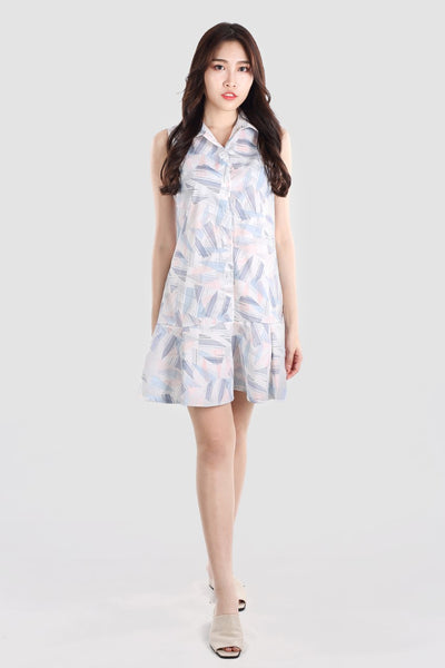 YVETTE SHIFT DRESS