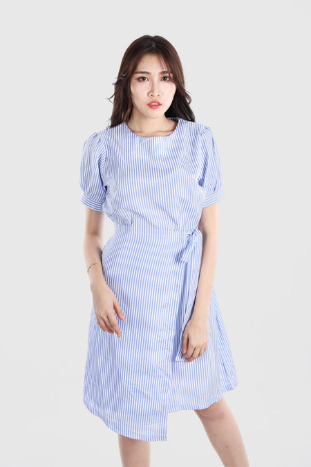 ISABELLE OFFSHOULDER DRESS