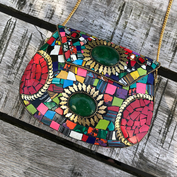Mozaic bag colors