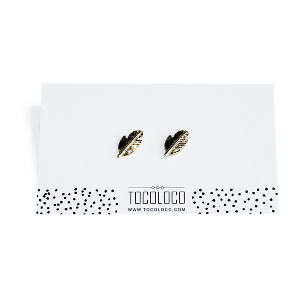Cool feathers | Earrings