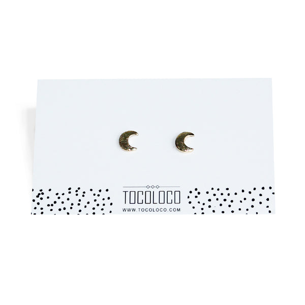 Love you to the moon | Earrings