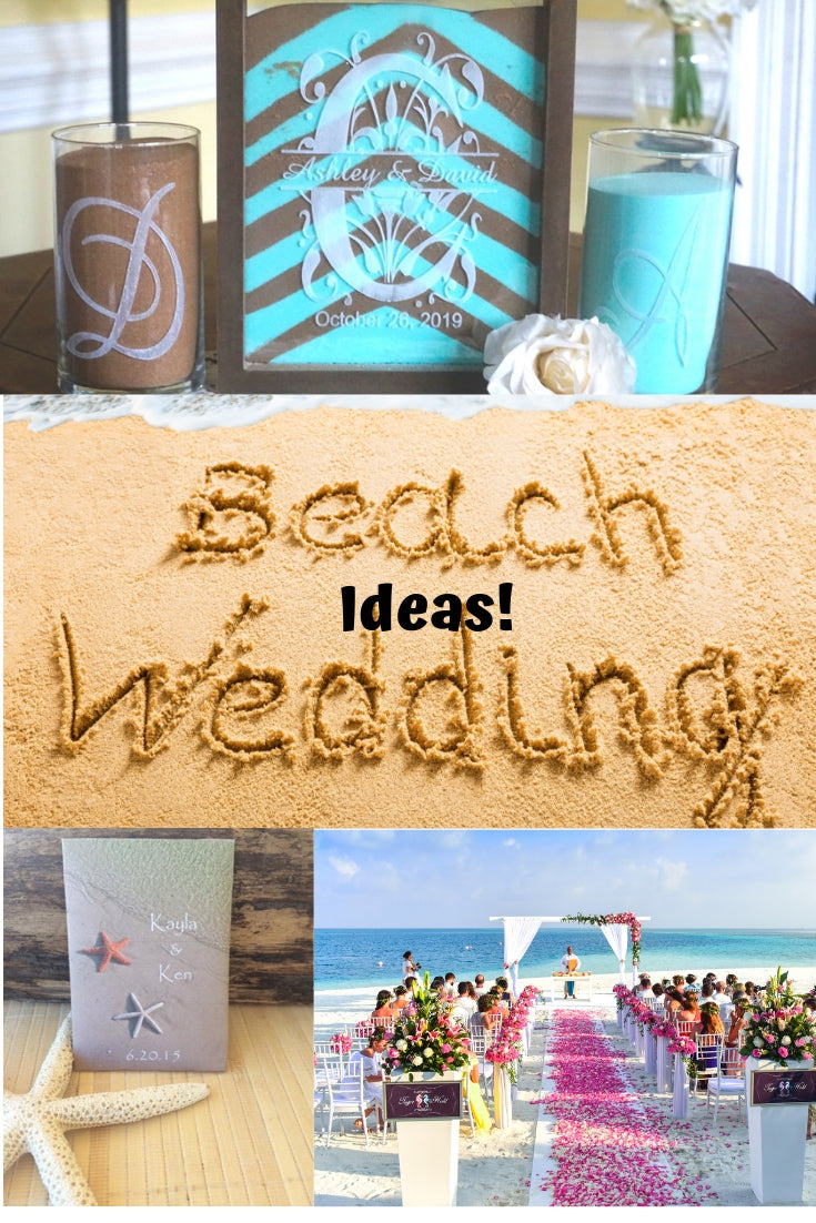 3 Unique Beach Wedding Ideas