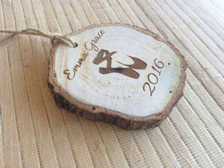 Custom ballerina Ornament, ballerina ornament, ballet teacher gift,  ballet christmas, dance teacher gift, ballet slippers