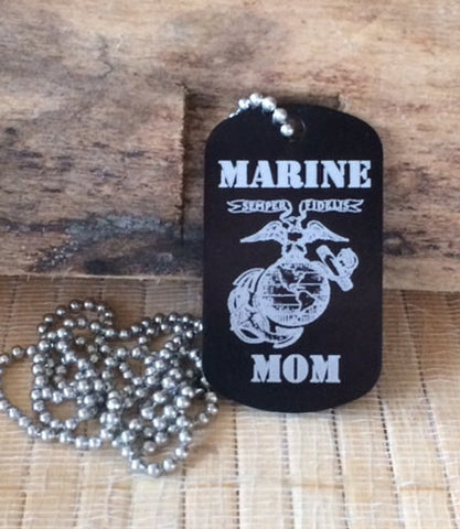 Marine Dog Tags - Favor Universe