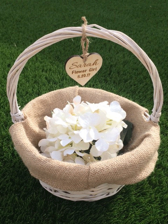 Flower Girl Basket - Favor Universe
