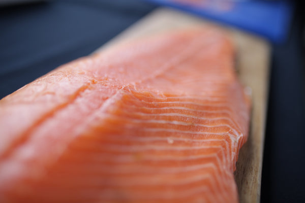 Smoked Scottish Salmon Kilo packs