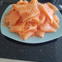 Load image into Gallery viewer, Smoked Scottish Salmon 500g packs