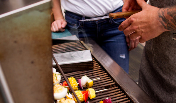 How to Smoke Food on the Grill