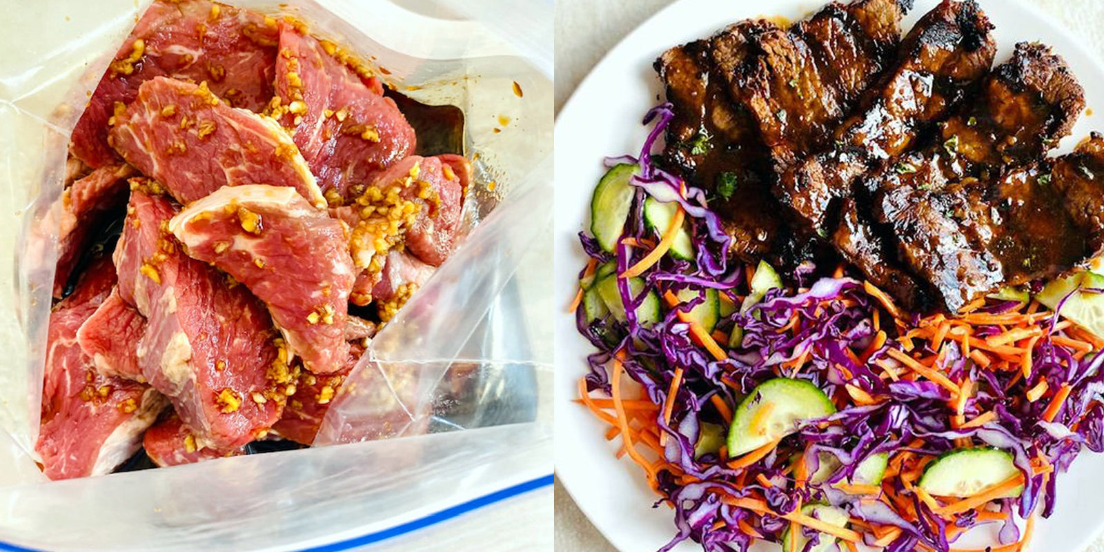 best recipes for marinating meat: asian steak
