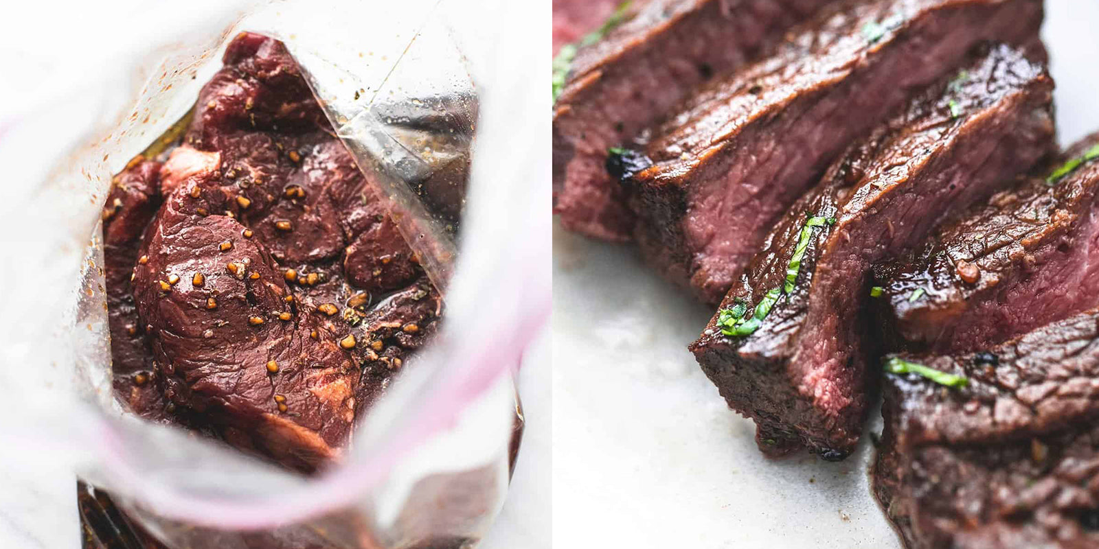 Best recipes for marinating meat: quick steak marinade