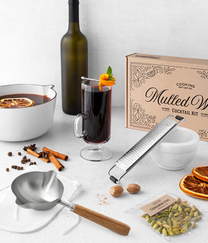Mulled Wine Spices - gluhwein recipe - Cooking Gift Set Co.