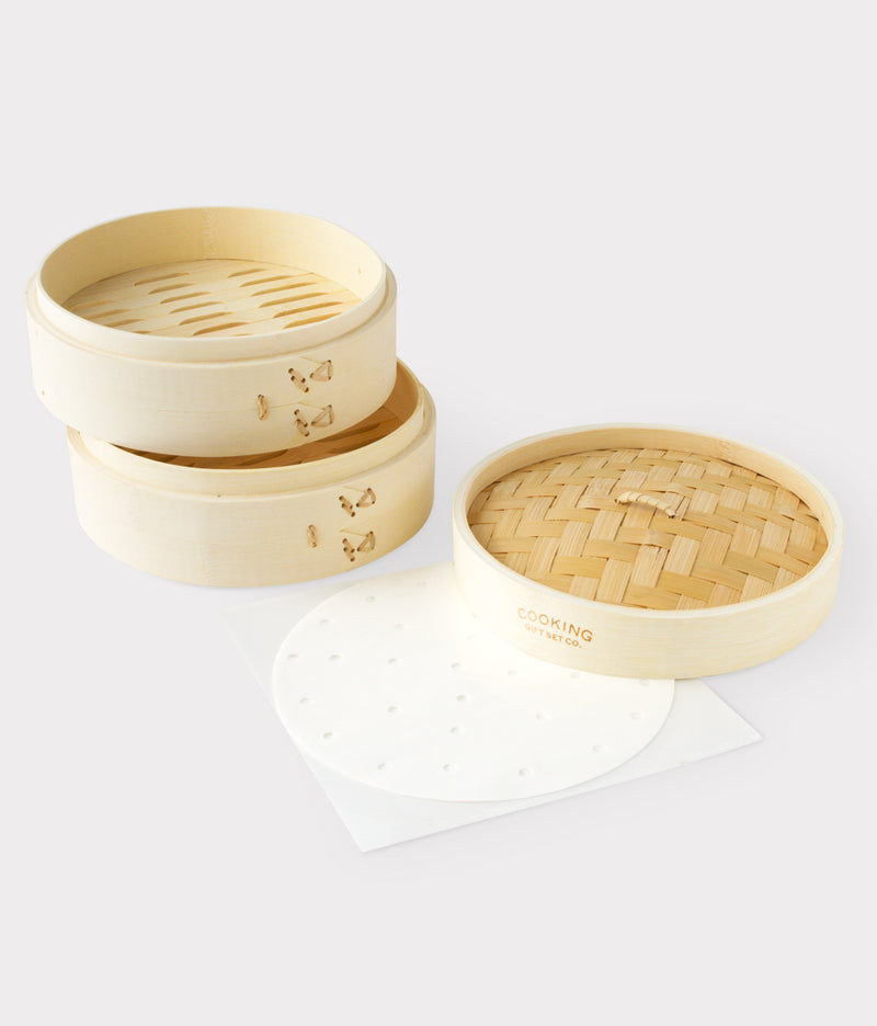 Chinese Soup Dumpling Kit - Cooking Gift Set Co.