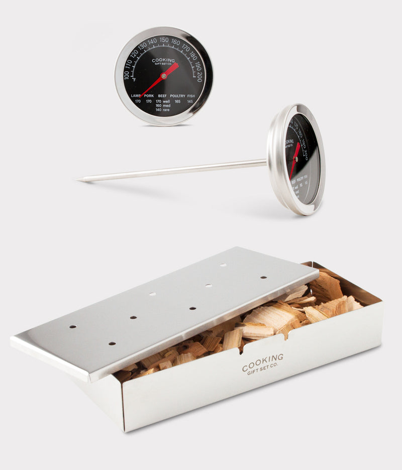 Wood Smoked Barbecue Kit