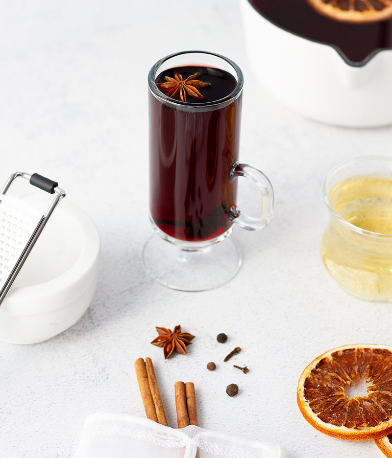 Mulled Wine Spices Cocktail Kit - Cooking Gift Set Co.