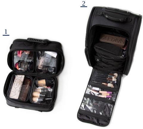 Etoile Collective PRO MUA Travel Kits and Cases