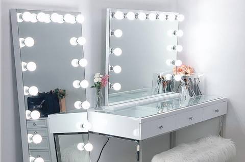 vanity makeup tables by etoile collective in melbourne australia