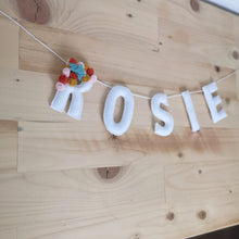 Load image into Gallery viewer, Rose name banner | Rose bunting