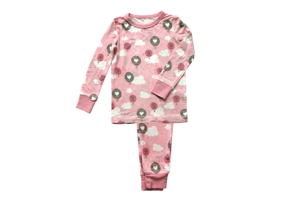 "SILKBERRY Baby PJs - ""Air Balloon"""
