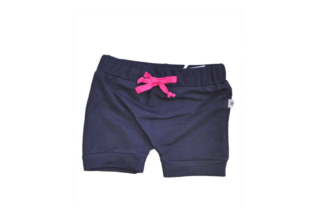 "DOODLEBUG Baby Shorties - ""Pink Ribbon"""