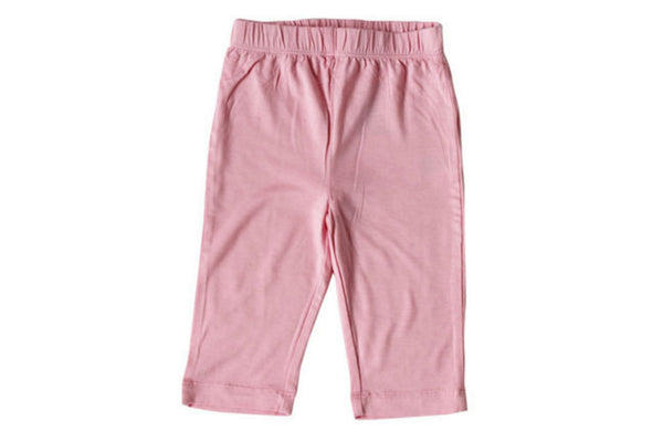 "SILKBERRY Baby Jersey Pants - ""Cotton Candy"""
