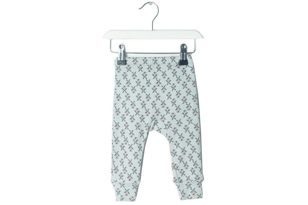 "BROKEN TRICYCLE Baby Leggings - ""Windmill"""