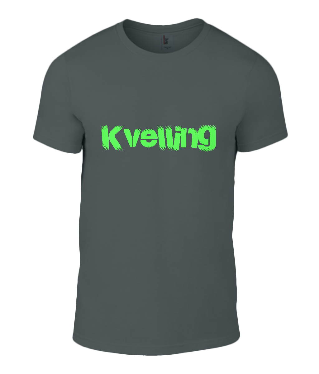 Round Neck T-Shirt - Kvelling