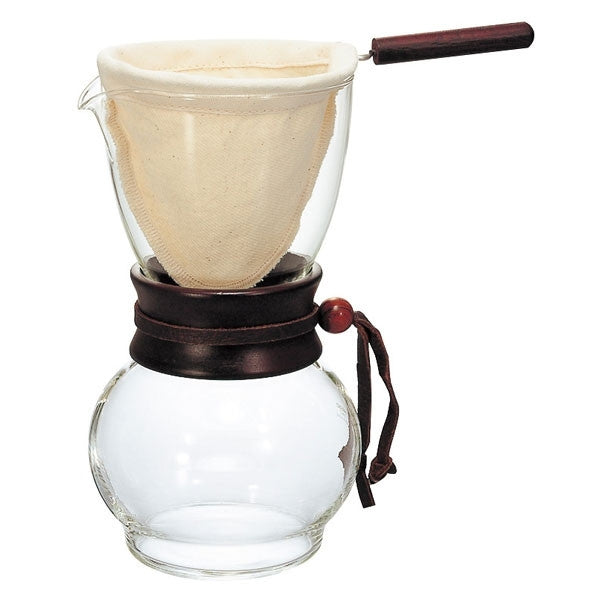 Hario Drip Pot Woodneck 480 ml