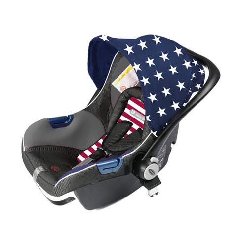 Portable Baby Seat w/ 5Point Car Harness