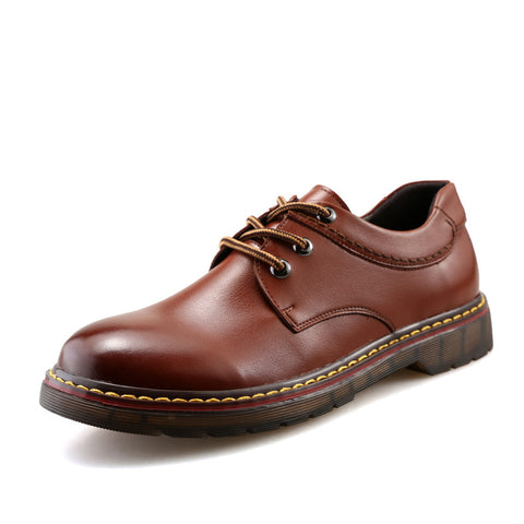 Handmade Leather Men Flats