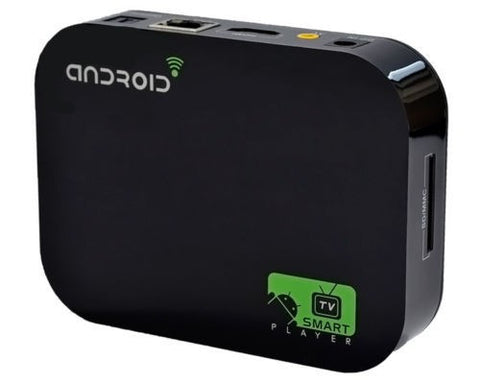 Android 4.4 TV Box FullHD, KODI, Optical Audio Out