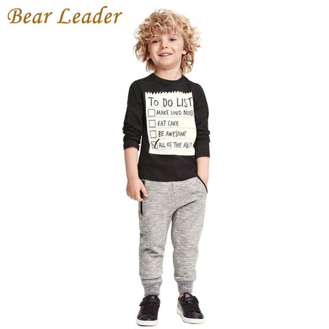 BearLeader Kid Boy Shirt/ Pants Set