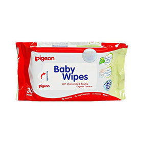 Baby Wipes 30 Wipes Pack