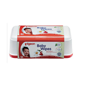 Baby Wipes 82 Wipes Box