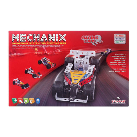 Zephyr Metal Mechanix Racing Cars