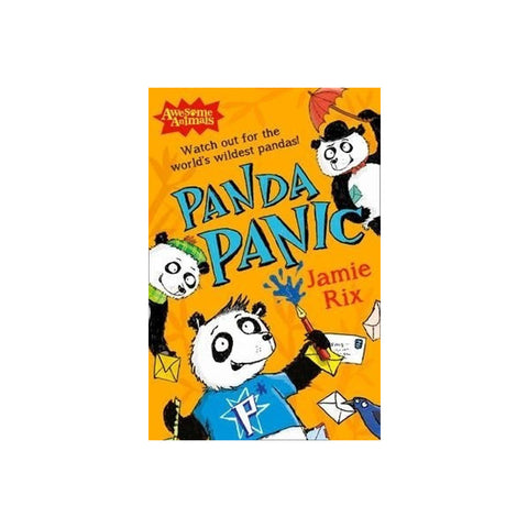 UK Children's Panda Panic