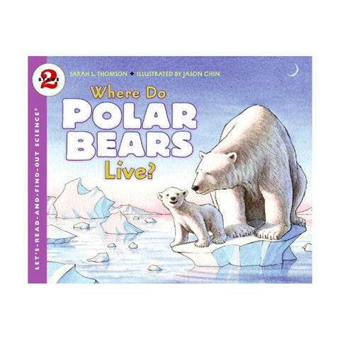 Where Do Polar Bears Live