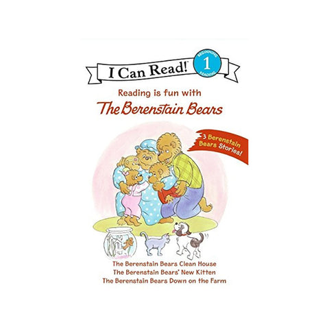 Berenstain Bears I Can Read Collection