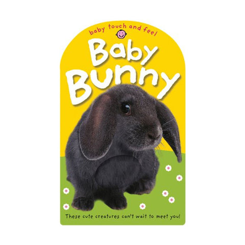 Baby Touch And Feel Baby Bunny