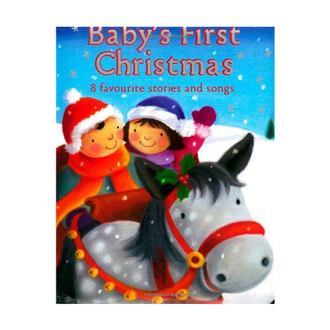 Baby's First Christmas (Babys First Padded Board Book)