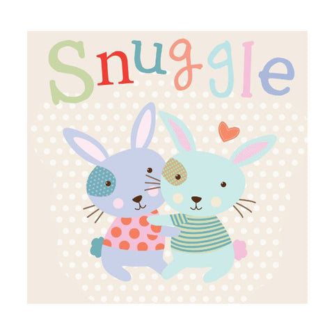 Snuggle Cuddly Cloth Book