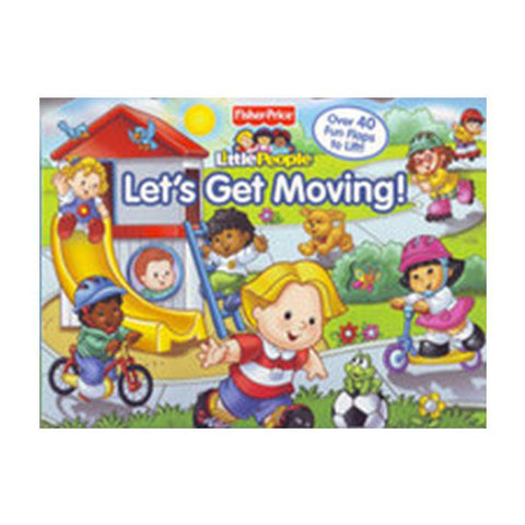 Fisher Price - Let's Get Moving