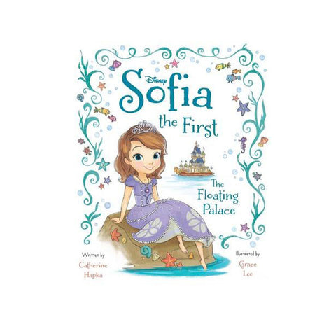 Disney Sofia the First the Floating Palace Deluxe Picture Book (Disney Deluxe Picture Book)