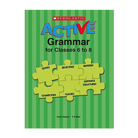 Active Grammar for Class 6 to 8