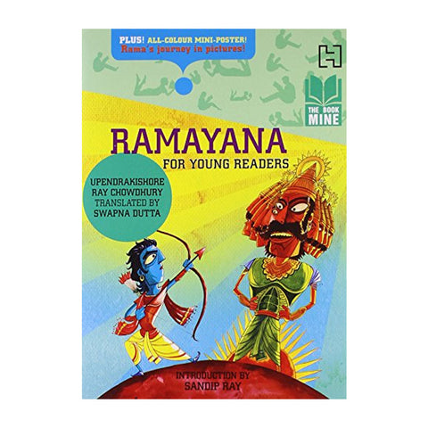 Book Mine: Ramayana For Young Readers