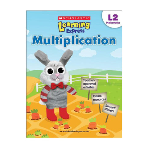 Learning Express Level 2 - Multiplication (Scholastic Learning Express)