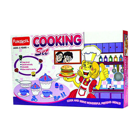 Cooking Set (New)
