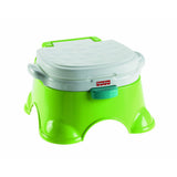 Fisher Price Royal Stepstool Potty, Multi Color