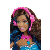 Barbie Rock and Royals Erika Doll, Multi Color