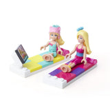 Barbie - Mega Bloks Build 'n Play Luxe Camper